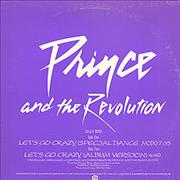 Click here for more info about 'Prince - Let's Go Crazy - Spec. Dance Mix'