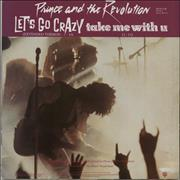 Click here for more info about 'Prince - Let's Go Crazy'