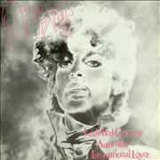 Click here for more info about 'Prince - Little Red Corvette + Poster'
