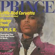Click here for more info about 'Prince - Little Red Corvette + Spiral Bound Calendar'
