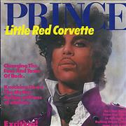 Click here for more info about 'Prince - Little Red Corvette - Poster Sleeve'