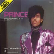 Click here for more info about 'Prince - Little Red Corvette'