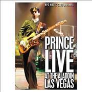 Click here for more info about 'Prince - Live at The Aladdin Las Vegas'