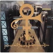 Prince Love Symbol - VG UK 2-LP vinyl set