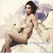 Prince Lovesexy - Stickered Sleeve UK vinyl LP