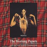 Click here for more info about 'Prince - Morning Papers'