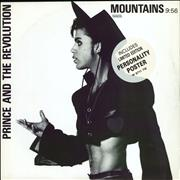 "Prince Mountains + Poster UK 12"" vinyl"