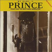 Click here for more info about 'Prince - My Name Is Prince + Remixes'