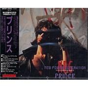 Prince New Power Generation Japan CD single