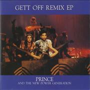 Click here for more info about 'Prince - Off Remix EP'