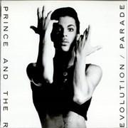 Prince Parade UK vinyl LP