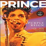Click here for more info about 'Prince - Prince - A Revolutionary Icon'