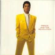 Prince Prince And The Revolution + Ticket Stub UK tour programme