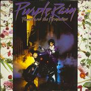 Click here for more info about 'Prince - Purple Rain + Insert'