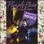 Click here for more info about 'Prince - Purple Rain + Poster + French hype sticker'