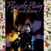 Click here for more info about 'Prince - Purple Rain + Poster'