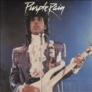 Click here for more info about 'Prince - Purple Rain + Sleeve'