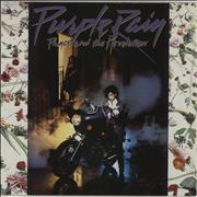 Click here for more info about 'Purple Rain - Purple Vinyl + Poster'