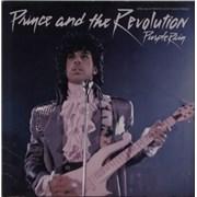 Click here for more info about 'Prince - Purple Rain - Purple Vinyl'