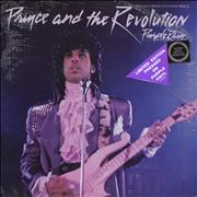 Click here for more info about 'Prince - Purple Rain - Purple vinyl - Stickered shrink'