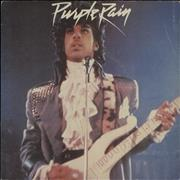 Click here for more info about 'Prince - Purple Rain - 'Rain' Labels'