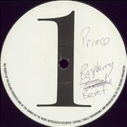 Click here for more info about 'Prince - Raspberry Beret - Test Pressing'
