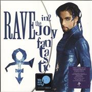 Click here for more info about 'Prince - Rave In2 The Joy Fantastic - Purple Vinyl - Sealed'