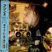 Click here for more info about 'Prince - Sign 'O' The Times + sticker'