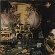 Prince Sign 'O' The Times - Ex UK 2-LP vinyl set