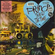 Click here for more info about 'Prince - Sign 'O' The Times - double stickered - VG'