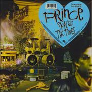 Click here for more info about 'Prince - Sign 'O' The Times - stickered p/s'
