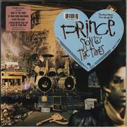 Click here for more info about 'Prince - Sign 'O' The Times - stickered p/s - VG+'