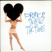 Click here for more info about 'Prince - Sign 'O' The Times - Inj'