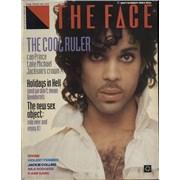 Prince The Face UK magazine