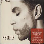Prince The Hits And B-Sides - Song Hype Stickered Germany 3-CD set