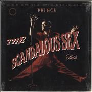 Click here for more info about 'Prince - The Scandalous Sex Suite - Sealed'
