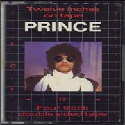 Click here for more info about 'Prince - Twelve Inches On Tape'