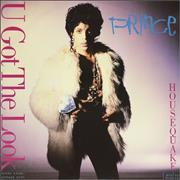 "Prince U Got The Look UK 12"" vinyl"