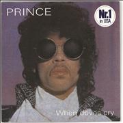 Click here for more info about 'Prince - When Doves Cry - Nr.1 in USA'