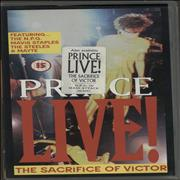 Click here for more info about 'Prince - Live - The Sacrifice Of Victor'