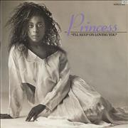 Click here for more info about 'Princess - I'll Keep On Loving You'