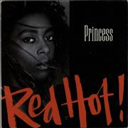 Click here for more info about 'Princess - Red Hot!'