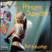 Click here for more info about 'Princess Superstar - Bad Babysitter'