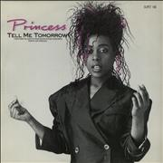 Click here for more info about 'Princess - Tell Me Tomorrow'