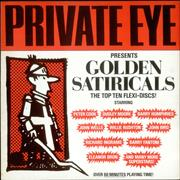 Click here for more info about 'Private Eye - Golden Satiricals + Magazine'