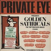 Click here for more info about 'Private Eye - Golden Satiricals'