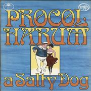 Click here for more info about 'Procol Harum - A Salty Dog - Textured sleeve'