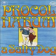 Click here for more info about 'Procol Harum - A Salty Dog - Laminated sleeve'