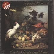 Click here for more info about 'Procol Harum - Exotic Birds And Fruit - 180gm Red'