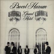 Click here for more info about 'Procol Harum - Grand Hotel - 1st + Booklet - EX'